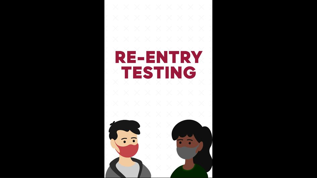 RE_ENTRY TESTING