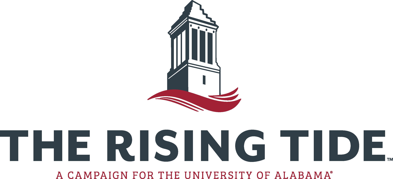 Rising Tide Capital Campaign Mark Campaign Line - White